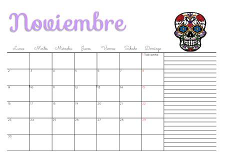 calendario de noviembre de 2015 marthibis calendario 2015