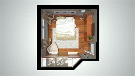 machen sie ein kleines schlafzimmer größer aussehen farben im schlafzimmer schranksysteme