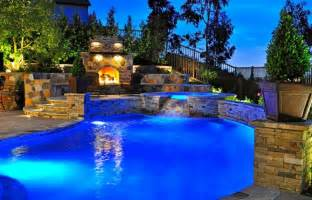 Awesome Backyard Pools Awesome Outdoor Pool Home Design Inside