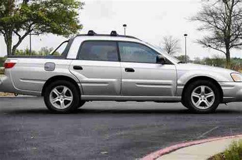 auto air conditioning service 2003 subaru baja parental controls sell used 2003 subaru baja awd in austin texas united states for us 5 200 00