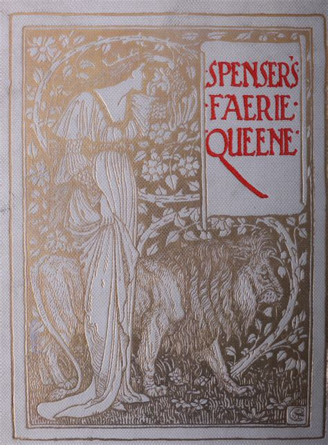 faerie apocalypse books edmund spenser illus walter crane spenser s faerie