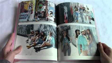 s day album unboxing s day 4th mini album summer