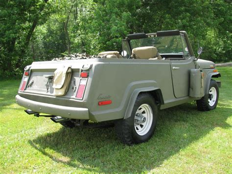 willys jeepster commando 1971 willys jeepster commando for sale