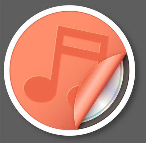 design icon in illustrator create sticker like music icons in adobe illustrator