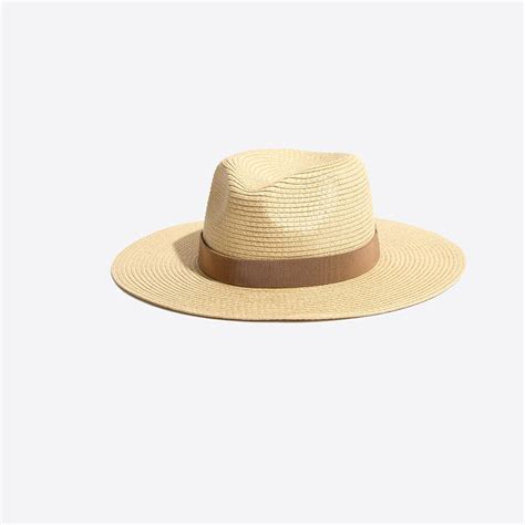 madewell packable mesa straw hat in lyst