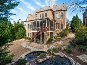 Mansion Blueprint elegant home amp neighborhood in sandy springs georgia