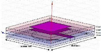 bandwidth enhancement  microstrip patch antenna