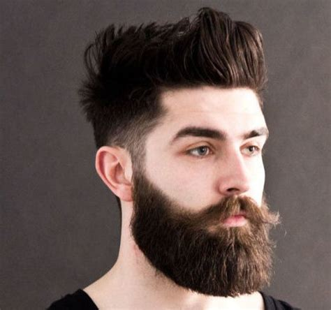 best hair styles to compliment a beard best beard styles beard styles for men and beard styles