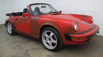 Selling A Porsche Selling A 1983 Porsche 911 Alexmanos