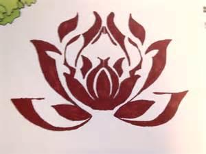 Lotus Flower Tribal Flower Tattoos Tribal Lotus Flower Flower
