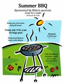 bbq flyer template bbq flyer templates free printable search results