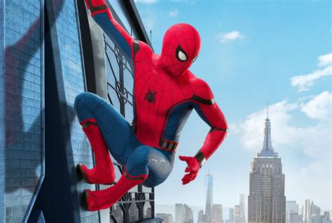 Hd Wallpaper Spider Man Homecoming   Wallpaper sportstle