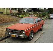OLD PARKED CARS 1979 Datsun 210