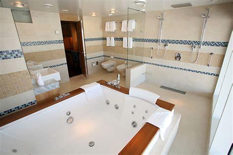 my bathroom world 6 best cruise ship bathrooms cruise critic