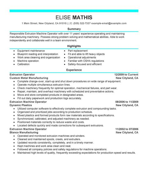 sle resume for machine operator position forklift operator resume sle resume forklift drivers