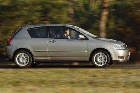 2001 toyota corolla fuel economy toyota corolla technical specifications and fuel economy