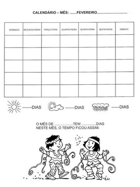 O M Calendario Educar 233 Arte Calend 225 Rios Sem Numeros