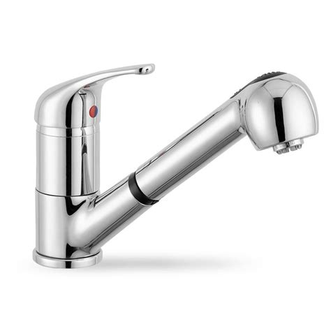 Pull Kitchen Tap Creta Kitchen Mixer Tap With Pull Out Spray
