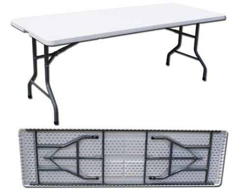plastic folding dining table 240cm plastic folding dining table 2 4m plastic folding