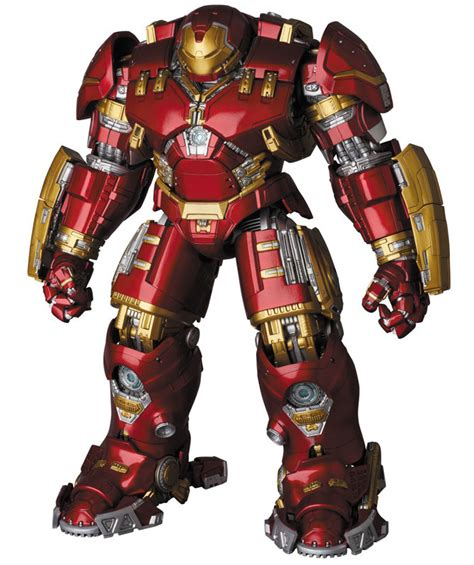 Figure Buster figurine iron hulkbuster