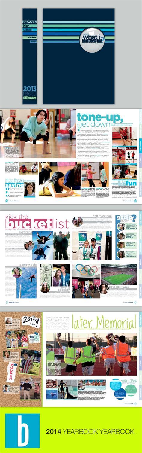 yearbook layout sle 레이아웃 정신없다 infographic pinterest 레이아웃 및 디자인