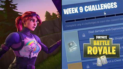 fortnite challenges for season 5 fortnite season 5 week 9 challenges