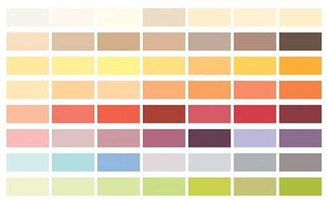 color palette dulux create