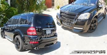 Mercedes Gl450 Accessories Mercedes Gl Kits Parts And Accessories