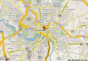 map of marriott richmond richmond