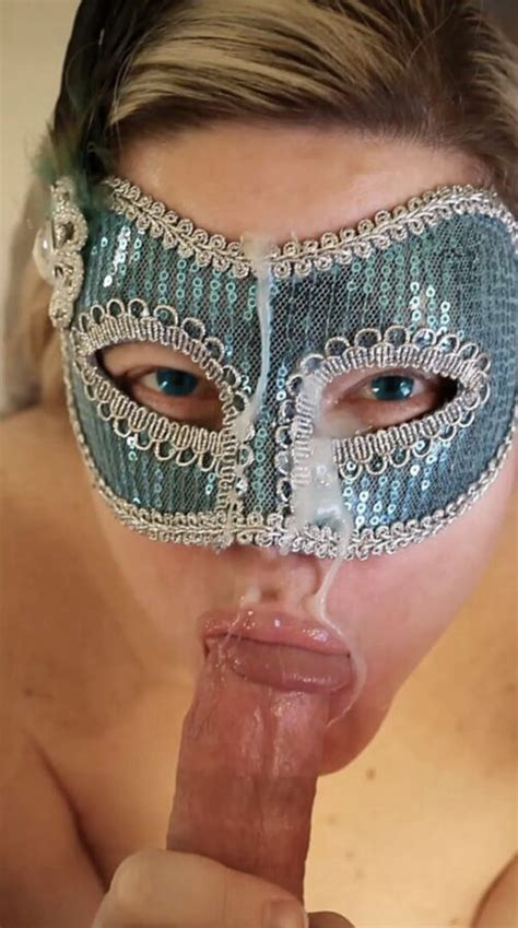 sexy wife masked fetish porn pic