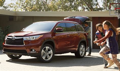 toyota 2016 models usa cost updated 2016 toyota highlander usa all models