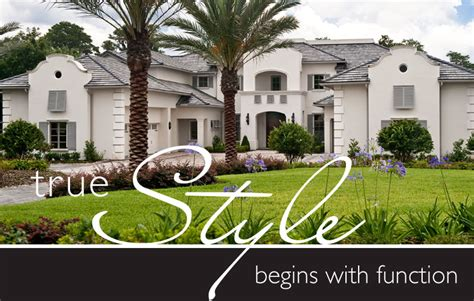 Luxury Home Builders In Orlando Fl Orlando New Custom Luxury Home Builder Windermere