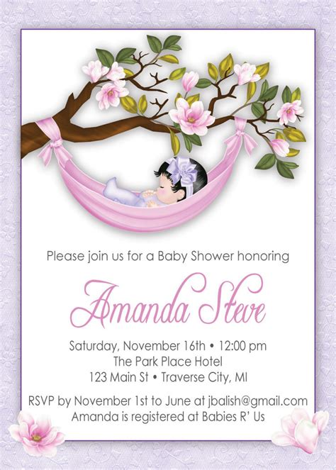 Unique Baby Shower Invitations by Baby Shower Invitations Unique Baby Shower Invitation