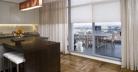 Window Blinds Roller - sheer curtains with roller blinds window furnishings pinterest sheer curtains window and