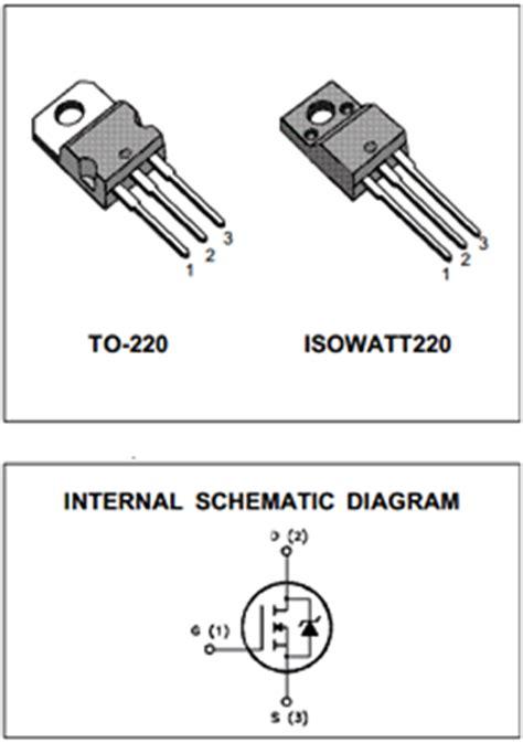 transistor mosfet p6na60fi datasheet pdf info