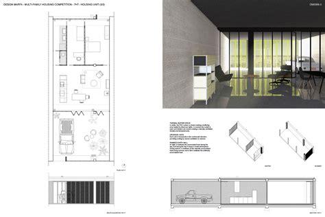 Design Marfa Competition   design marfa multi family housing competition
