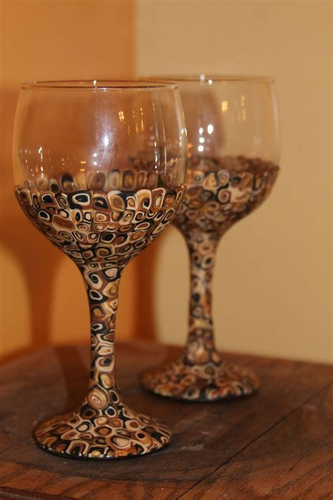Handmade Wine - pin by mollysamazing claypens on wine glasses