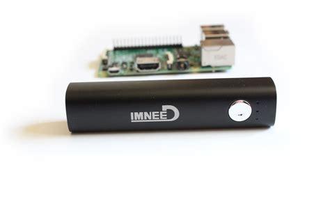 battery power bank imneed 3200mah li on battery power bank test