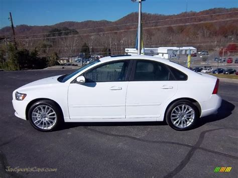 2011 s40 volvo 2011 volvo s40 t5 in white 537958 jax sports cars