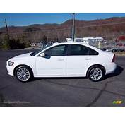2011 Volvo S40 T5 In Ice White  537958 Jax Sports Cars