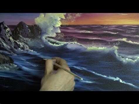 bob ross painting the sea 507 best images about painting on