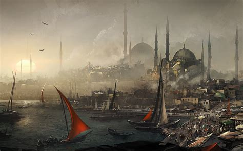 ottomans turkey assassins creed revelations istanbul ottoman turkey