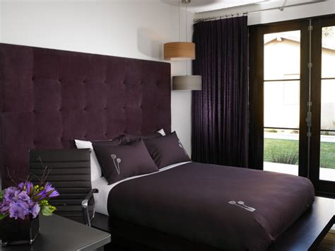 purple and brown bedroom ideas modern purple bedroom ideas with brown quilt and wide