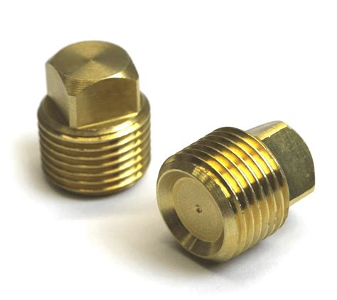 four winns boat plug 2 pack solid brass boat hull spare garboard drain plug sea