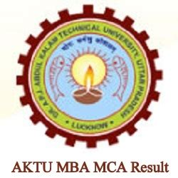 Aktu Mba Year Result 2017 by Aktu Mba Mca 2nd 4th Sem Result 2018 Check Here