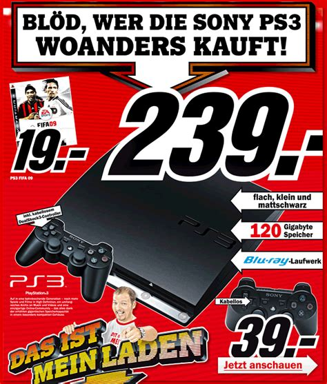 wann schließt media markt ps3 slim aktion beim media markt gute information de