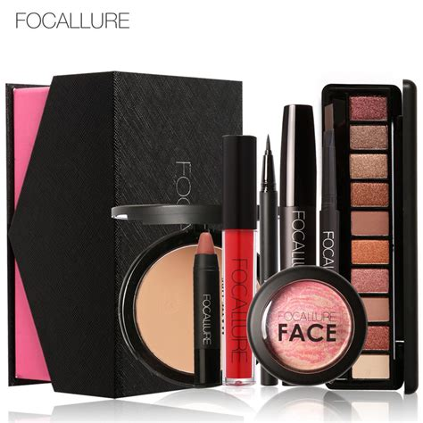 Makeup Focallure Focallure 8pcs Daily Use Cosmetics Makeup Sets Make Up