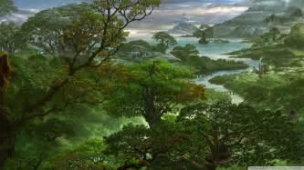 Green Horizon Landscaping by Fantasy Jungle Hd Desktop Wallpaper Widescreen High