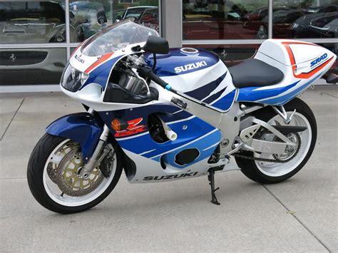 1996 Suzuki Gsxr 750 Buy 1996 Suzuki Gsx R 750 Srad On 2040 Motos