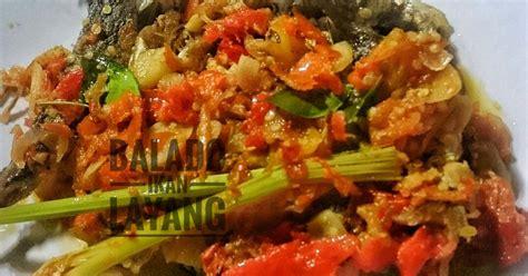 resep ikan layang enak  sederhana cookpad